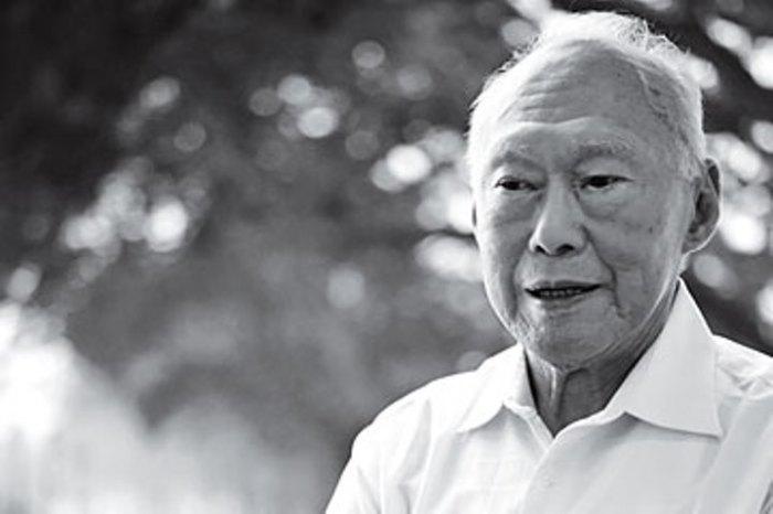 Farewell, Lee KuanYew